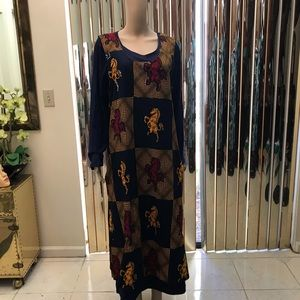 Dresses & Skirts - PLUS SIZE🌟 African Print Two Piece Casual Dress